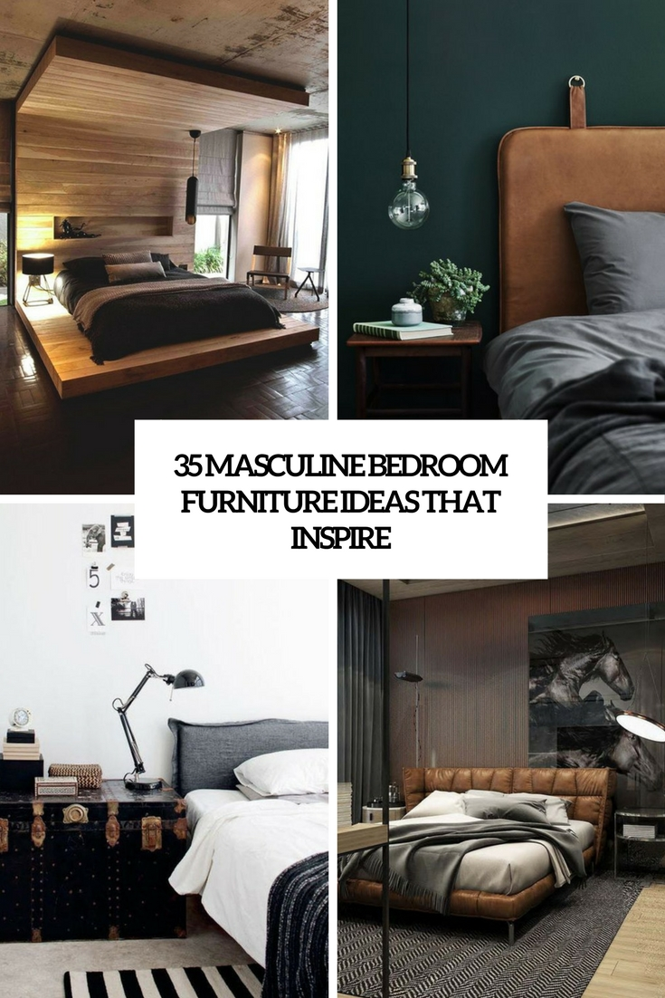 masculine furniture archives digsdigs