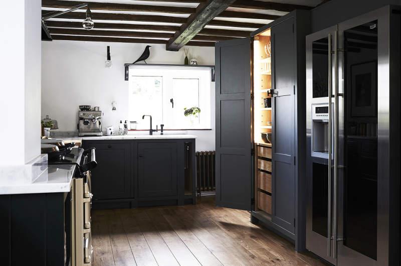 practical kitchen pantry design