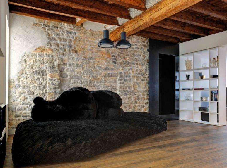modern furniture piece