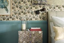 moroccan bedroom idea