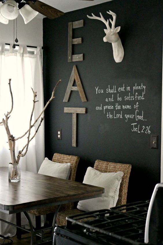 30 Eye Catchy Kitchen Wall D 233 Cor Ideas Digsdigs