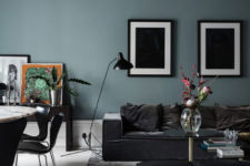 04 The play of textures, different materials make the spaces eye-catchy, chic, stylish and show their own character