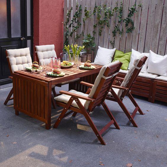 30 outdoor ikea furniture ideas that inspire digsdigs - Garden furniture ideas fun good taste ...