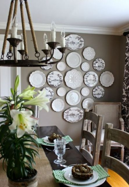 30 eye catchy kitchen wall décor ideas digsdigs