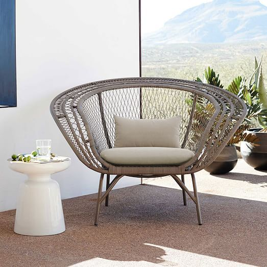Chic Contemporary Furniture: 31 Stylish Modern Outdoor Furniture Ideas