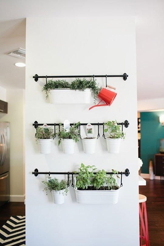 Eye Catchy Kitchen Wall Cor Ideas Digsdigs