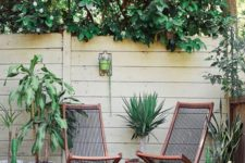 26 BROMMÖ lounge chairs are a chic and comfy solution for your outdoor space