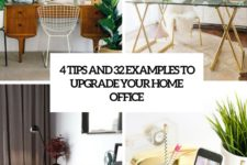 4 tips and 32 examples to upgrade your home office cover
