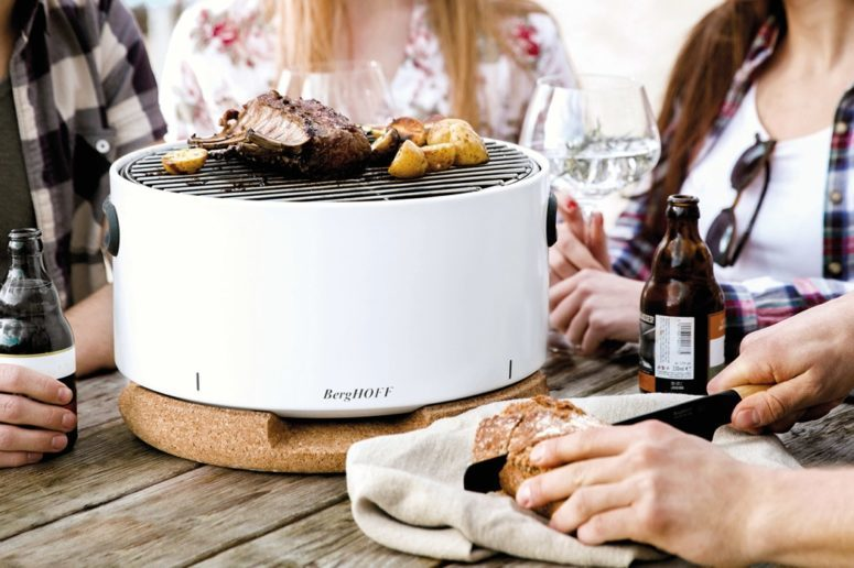 ultra-compact grill containers by Berghoff (via www.digsdigs.com)