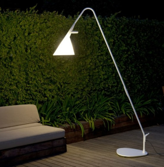 Mate lamp by designer Geert Koster