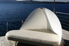 Outdoor Lounge Bed by Usona Home