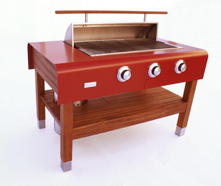Caliber Grill by David Rockwell (via www.core77.com)