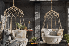 rattan garden furniture collection by Roberti