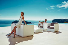 ULM furniture collection by Ramón Esteve for Vondom