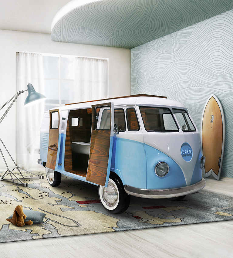 Bun Van kids' bed (via www.circu.net)