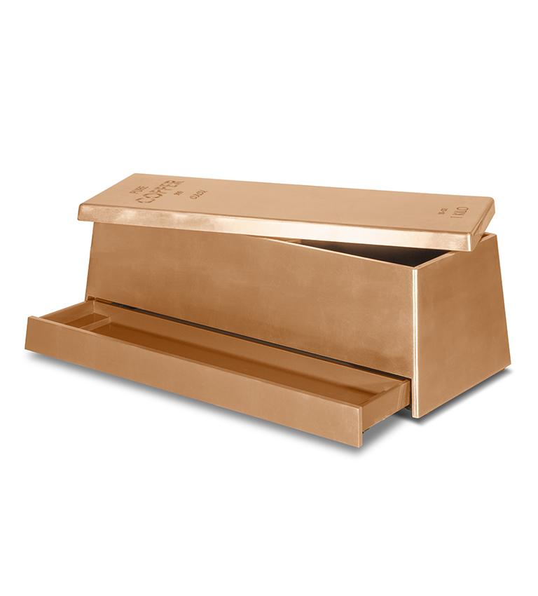 Copper Toy Box (via www.circu.net)