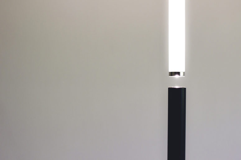 Equilibrio Lamp Based On Gravity And Magnetic Attraction