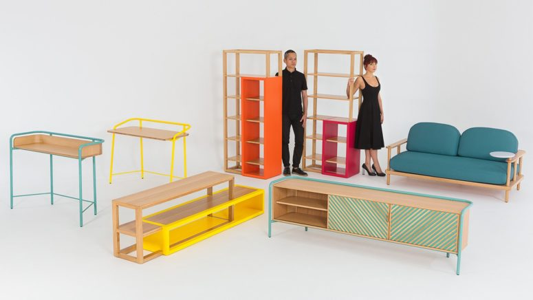 PLAYplay Furniture Collection For Compact Homes