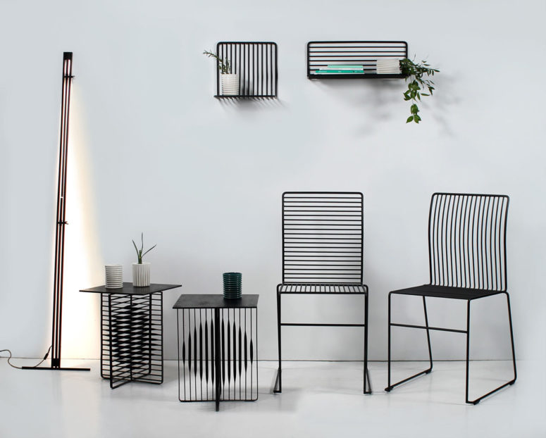 Minimalist And Functional Parallel Universe Collection