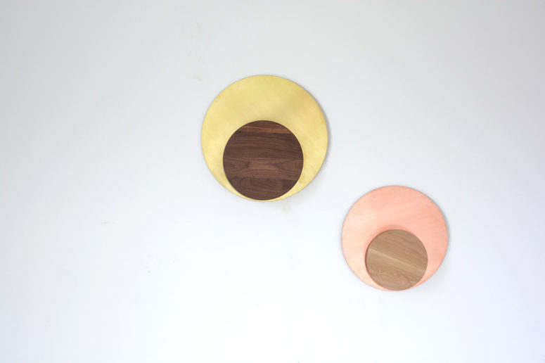 Sunrise Inspired Lights For Modern Interiors