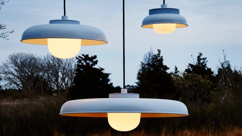 These are lamps from mid century modern inspired collection aimed at practicality and usability of each piece