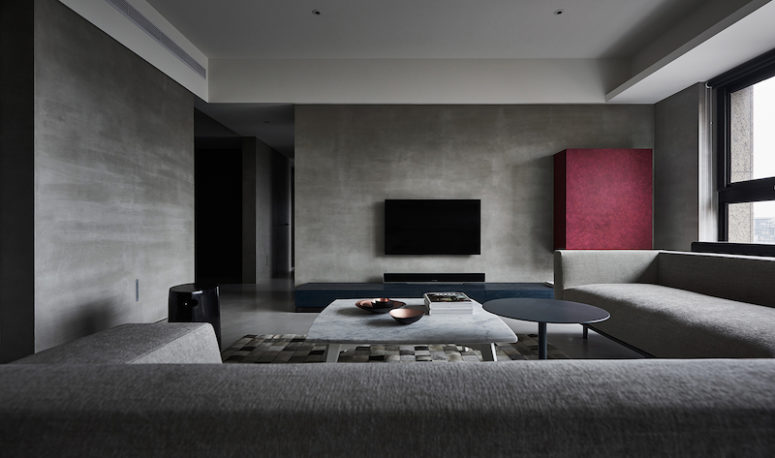 Modern Zen-Inspired Apartment With Balanced Interiors
