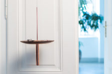 05 Hang it at the entrace to use as a catch all tray, it has great aesthtic appeal