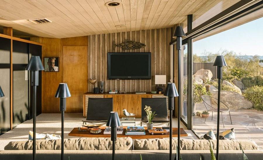hidden living room storage