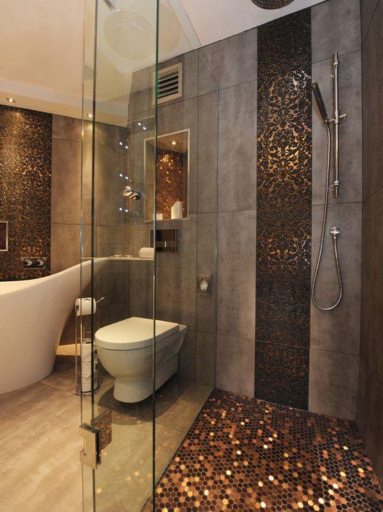 30 великолепных идей обновить вашу ванную комнату