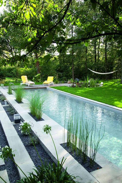30 Awesome Narrow Pools For The Tightest Spaces Digsdigs