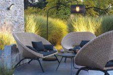 hidden outdoor light ideas