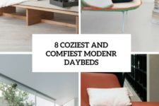 8 coziest and comfiest modern daybeds cover