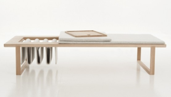 Pulse daybed by design studio Noidoi (via www.digsdigs.com)