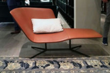 Eido daybed by Francesco Rota for Lema