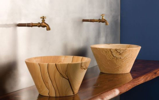 Moso sandstone sink by Stone Forest (via media.designerpages.com)