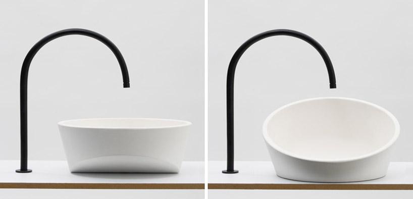 Un Lavobos sink by Gwenole Gasnier