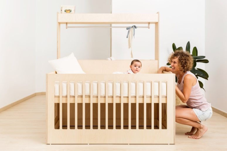 Illeta crib by Teehee (via https:)