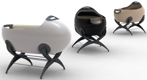 Babycotpod by Shaun Milburn (via www.furniturefashion.com)