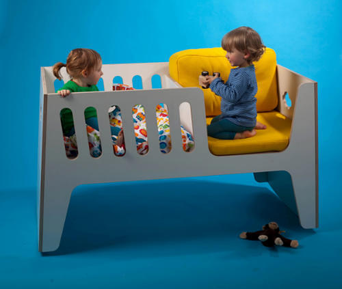 Rocky crib by Jall  (via www.furniturefashion.com)