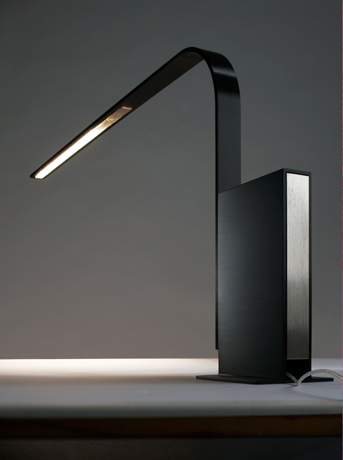 LIM Table lamp by Pablo Lim (via design-milk.com)