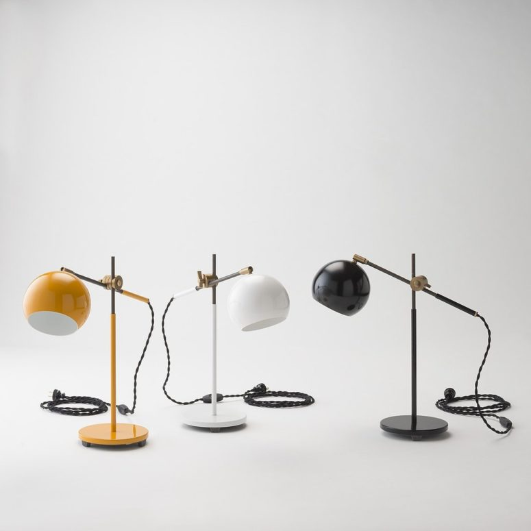 Studio Desk Lamp by Schoolhouse Electric (via media.designerpages.com)