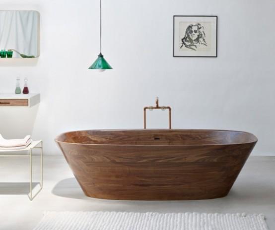 Shell Bathtub By Nina Mair (via Www.digsdigs.com)