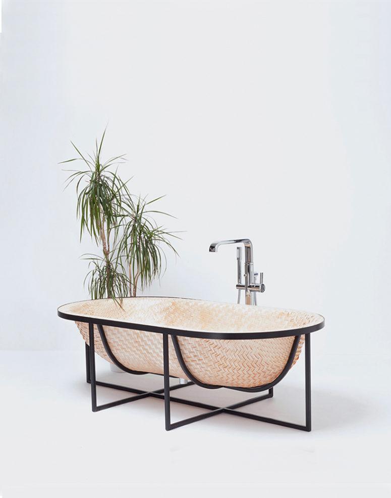 Otaku tub by Tal Engel (via www.designboom.com)