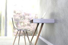 Pacco Desk by Artur de Menezes and Leonard Sitta