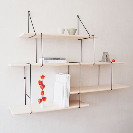 Link Shelf by Studio Hansen (via https:)