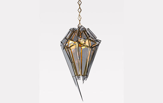 Edie Chandelier by Mary Wallis  (via media.designerpages.com)