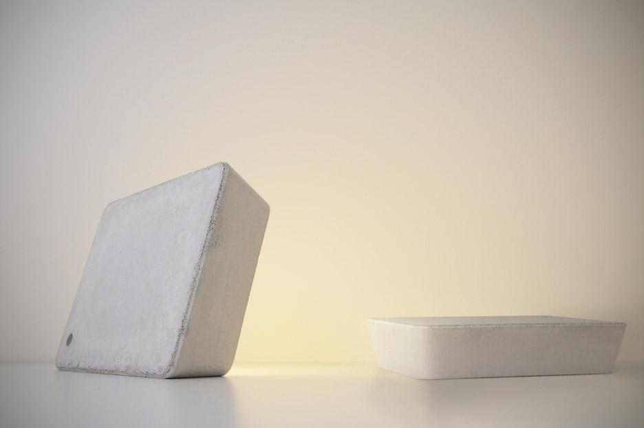 Brick LED light by HCWD