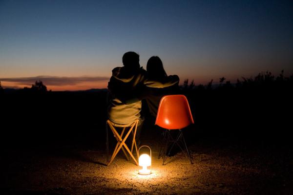 FollowMe lamp from Marset (via design-milk.com)