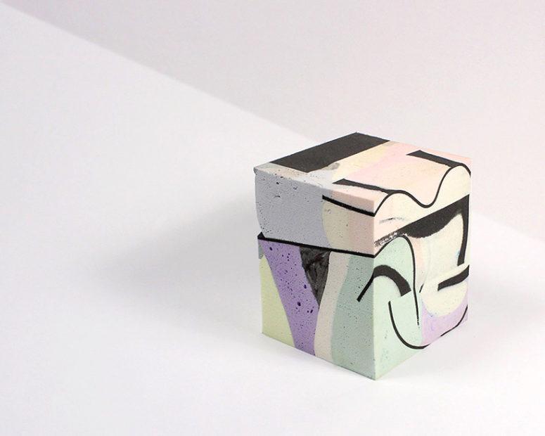Serendipity Stool by Daae Won (via www.designboom.com)