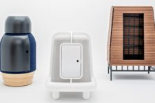 01 Ultraframe furniture collection features unique storage pieces with eye-catchy design
